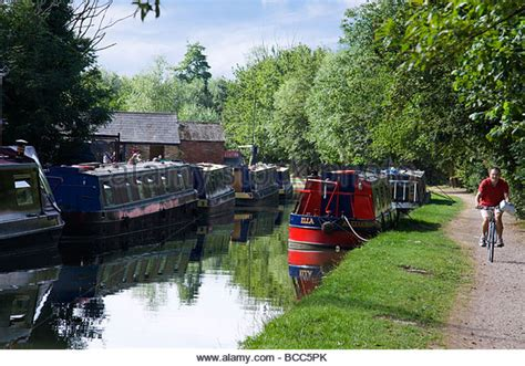 houseboats oxford houseboats on oxford canal jericho stock photos