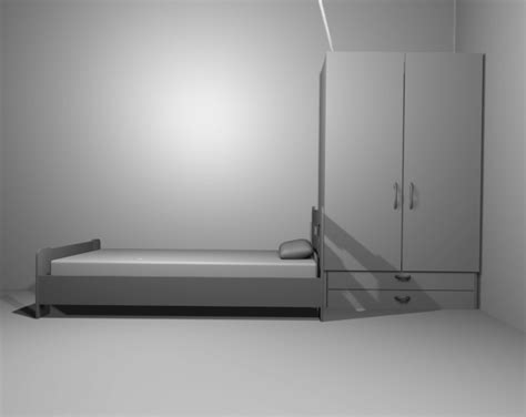 where to position bed in bedroom single bed position
