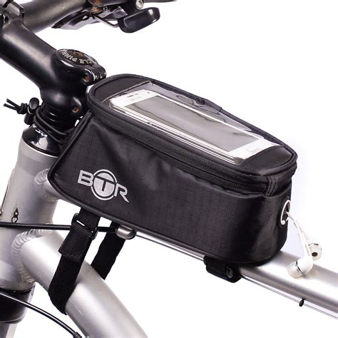 Bike Phone Holder By Paceshop22 btr bicycle bag and mobile phone holder generation 2