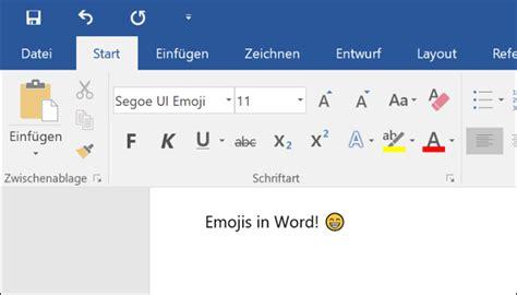 emoji word emoji smileys in word emojis in briefe einf 252 gen