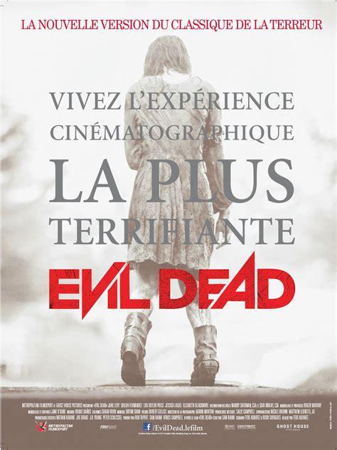 film evil dead evil dead film 2013 senscritique