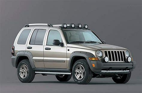 2005 Jeep Renegade 2005 Jeep Liberty Pictures Photos Gallery Motorauthority