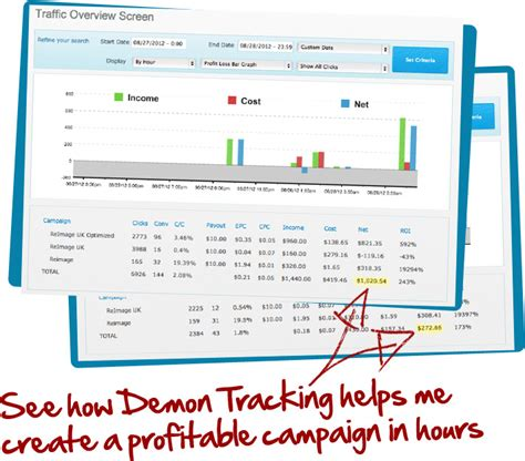 Make Money Online Blackhat - get demon tracking 1 1 3 make money online with demon tracking