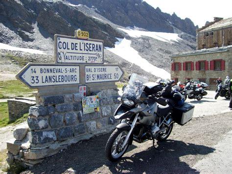 Motorrad Reisen by 11 Tage Auf Der Route Des Grandes Alpes Auf Almoto