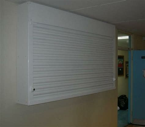Roller Shutter Cabinet For Plasma Tv Plasmaprotect Roller Doors Interior