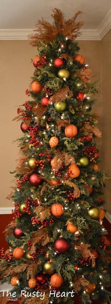 best 25 fall christmas tree ideas on pinterest fall