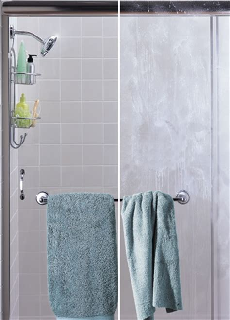 What To Clean Shower Doors With How To Clean Your Glass Shower Door With A Lemon Salt