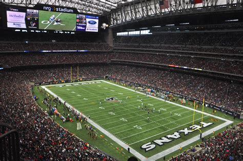 houston texans stadium the texans experience in houston nrg stadium football