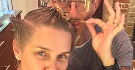 yolanda foster pubic bone yolanda foster chops off her hair amid lyme disease