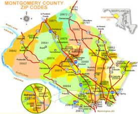 Montgomery County Zip Code Map by Montgomery County Md Foreclosures Town Homes Free Home