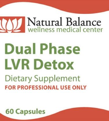 Prothera Detox by Gastrointestinal Support Dual Phase Lvr Detox 60ct