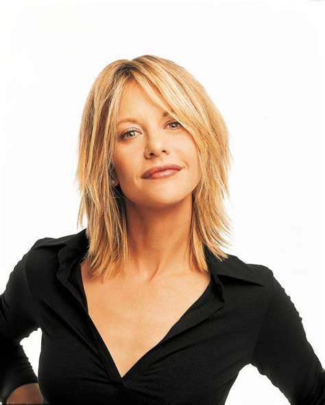 hair cuts all straight hair google image of meg ryan in kate and leopold google search