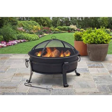 Better Homes And Gardens Cast Iron Chiminea Patio Garden Pits Outdoor Backyard Heater Antique