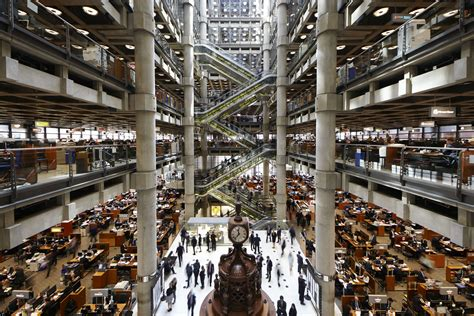 The Lloyd's building   Lloyd's   The world?s specialist