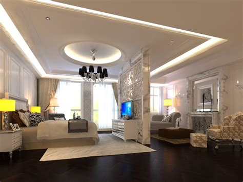 furnished living rooms light spacious fully furnished living room 3d model max cgtrader