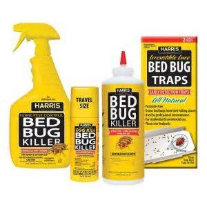 bed bug treatment home depot harris bed bug kit bbkit the home depot