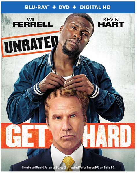 how hard is it to get a house loan will ferrell and kevin hart get hard unrated blu ray release date details and cover