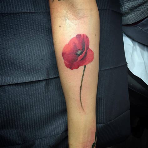 tattoo poppy designs poppy www pixshark images galleries with a