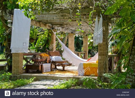 gazebo in garden gazebo in a garden summer house with furniture and