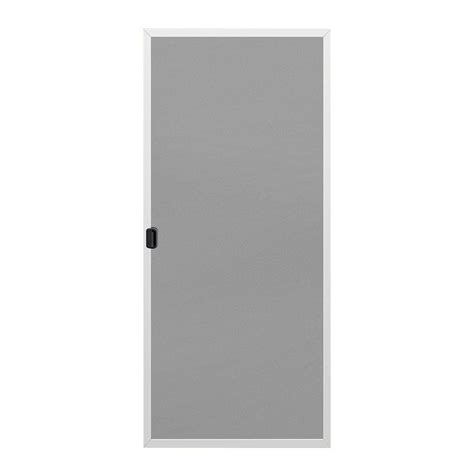 jeld wen 36 in x 80 in w 2500 series white screen clad