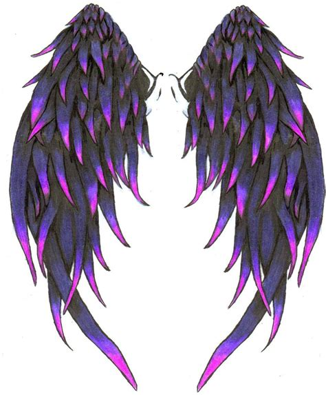 Anggle Cape Wing purple wings www pixshark images galleries