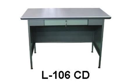 Meja Kantor Besi meja kantor distributor furniture kantor