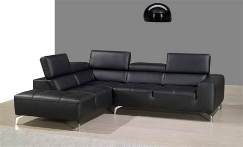 Italian Leather Sectionals by Beige Italian Leather Upholstered Sectional