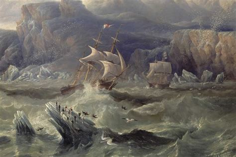 Government Of Canada Search Government Of Canada S Search For Lost Franklin Ships Delivers Numerous Collateral