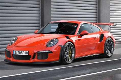 porsche gt3 price list used 2016 porsche 911 gt3 rs pricing for sale edmunds
