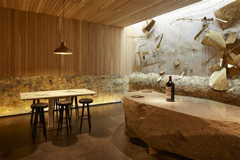 superb Small Wine Room Ideas #5: Chile_Vina-Vik_Tasting-Room.jpg
