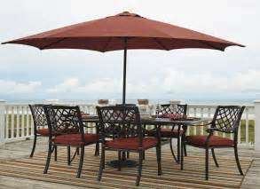 burnt orange dining room tanglevale burnt orange outdoor extendable rectangular