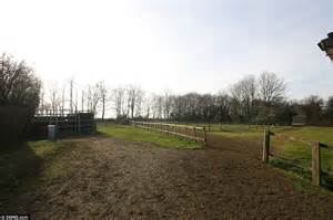 Backyard For Sale racing great lester piggott puts his stables and