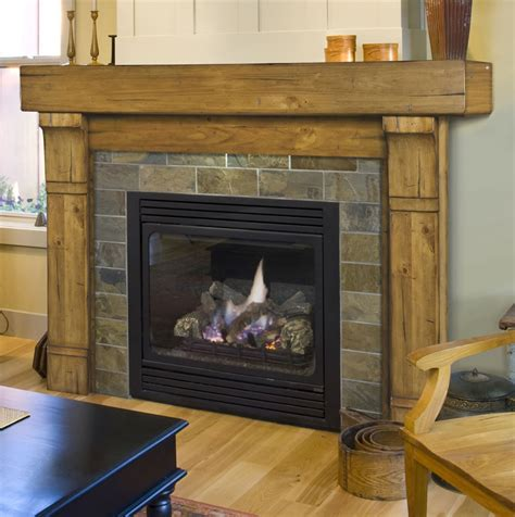 Wood Mantel On Fireplace by Pearl Mantels Cumberland Fireplace Mantel Surround