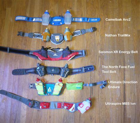 wearing a hydration belt hydration belt shootout ultramarathon news podcasts