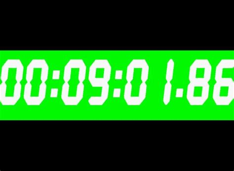 10 Min Countdown Timer 10 Minute Countdown On Vimeo