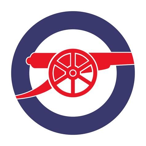 Kaos Arsenal Afc Legends White arsenal cannon arsenal arsenal arsenal fc
