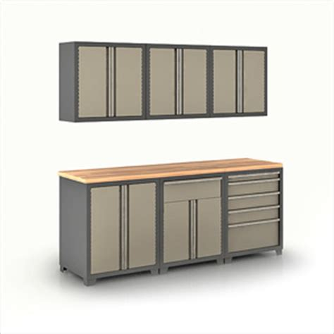 Kit Cabinets by Coleman 78616 Coleman Cabinet Set Coleman Grey