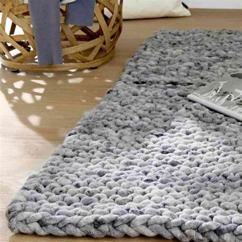 knitted floor rug 371 best images about knit crochet rugs floor mats on braided rug rug
