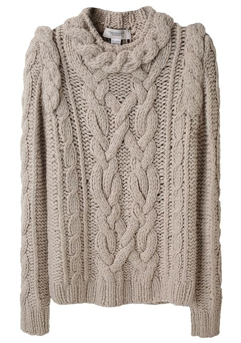 knit sweater chunky cable knit sweater fall fashions
