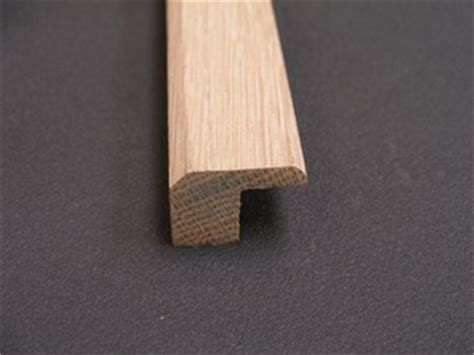 oak l section 15mm flooring solid oak l section bevelled 20x20