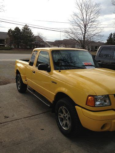 find   ford ranger edge extended cab pickup  door