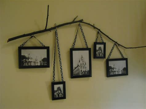 twig display system eclectic picture frames by unique twig picture fram idea home goods pinterest