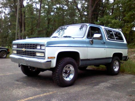 ajmblazer  chevrolet blazer specs  modification info  cardomain