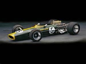 Formula 1 Lotus The Lotus 49 Formula 1 Car 95 Customs