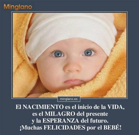 imagenes lindas sobre la llegada de un bebe frases bonitas para felicitar un nacimiento