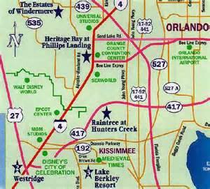 orlando area map citylondonhotel