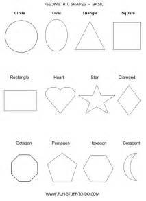 Geometry Shape Worksheets » Home Design 2017