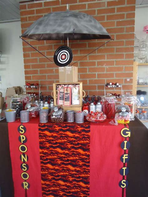 movie themed games kids party ideas hunger games birthday party ideas to