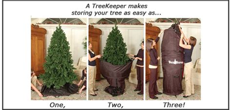 christmas tree storage ideas and products holiday