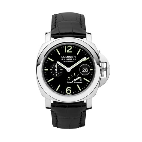 panerai luminor power reserve mens
